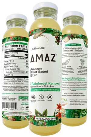 AMAZ Rainforest Renew – 6 Pack